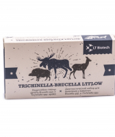 Combo test for detection Trichinellosis and Brucellosis, «Trihinella-Brucella LTFLOW»